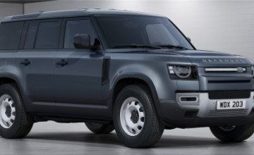 Land Rover Defender P400e plug-in hybrid
