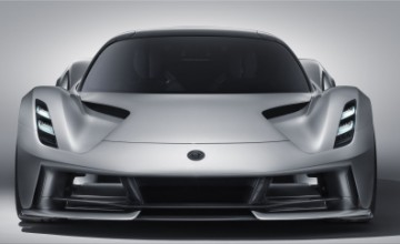 Lotus Evija 2020  all electric supercar
