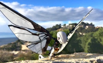 MetaFly flying robotic insect