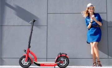 Metz Moover e-scooter obtains special permit