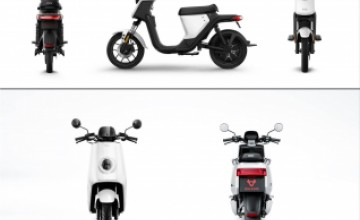 Niu - electric scooter manufacturer