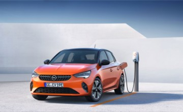 Opel Corsa-e electric car