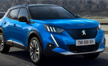 Peugeot 2008: Peugeot's first 100% electric SUV