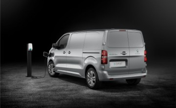 Peugeot e-Expert electric van will offer up to 330 km of range