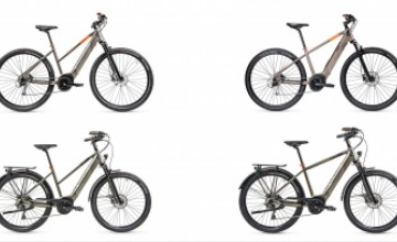 Peugeot eT01 Crossover is an everyday electric bike