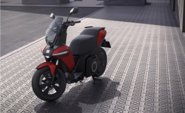 SEAT e-Scooter concept