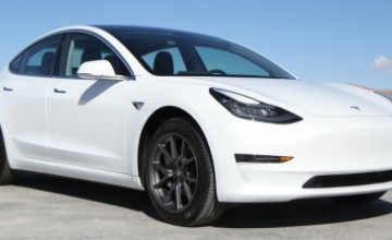 Tesla Model 3 traveled 2781 km in 24 hours in real conditions