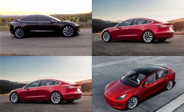 How much is the cheapest Tesla and when it comes to Europe?