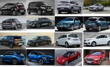 Top 10 best electric cars of 2020 in Europe