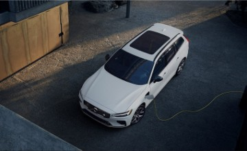 Volvo V60 T8 AWD Polestar Engineered