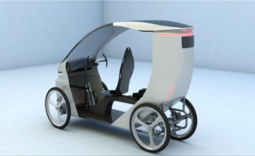 CityQ - electric bike