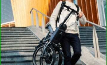 eBfolding electric bicycle