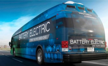 Electric buses: cheaper and more sustainable thanks to Nissan Leaf