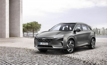 Hyundai NEXO Fuel Cell Electric Vehicle