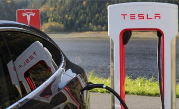 Tesla builds a new electric vehicle plant