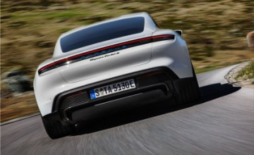 Porsche Taycan, the new 100% electric super sports car