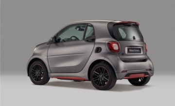 Smart EQ ForTwo Ushuaia Limited Edition