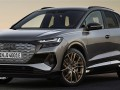 Audi Q4 e-tron fully electric SUV