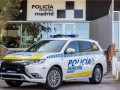 Madrid Police Department has acquired 23 units of the Mitsubishi Outlander PHEV