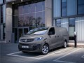 The Opel Vivaro-e electric van with a range of 330 kilometres