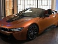 BMW i8 Roadster plug-in hybrid sports car